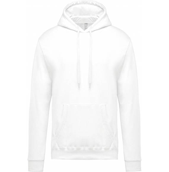 SWEAT ENFANT CAPUCHE WHITE