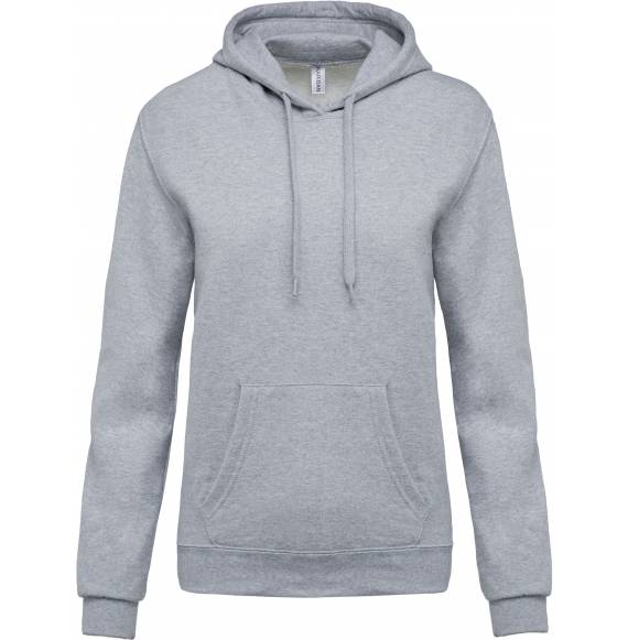 SWEAT ENFANT CAPUCHE GREY