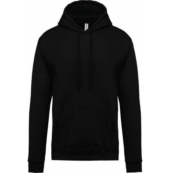 SWEAT ENFANT CAPUCHE BLACK