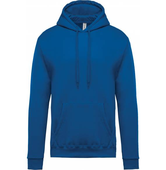 SWEAT CAPUCHE HOMME BLUE ROYAL