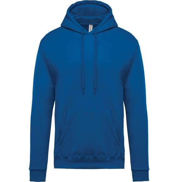 SWEAT CAPUCHE HOMME BLUE ROYAL