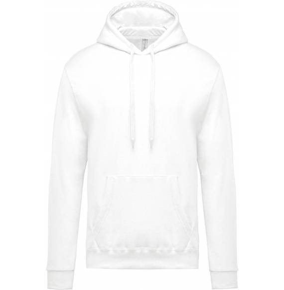 SWEAT HOMME CAPUCHE WHITE