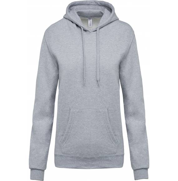 SWEAT HOMME CAPUCHE GREY