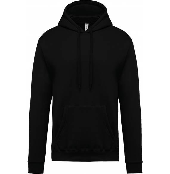 SWEAT HOMME CAPUCHE BLACK