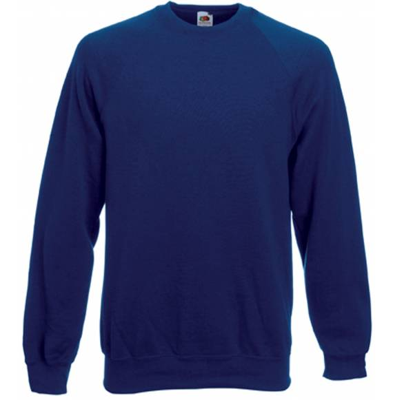 SWEAT HOMME COL ROND NAVY
