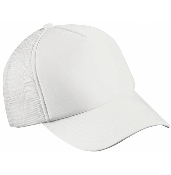 CASQUETTE FILET WHITE