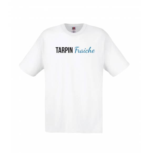TEE-SHIRT MIXTE TARPIN FRAICHE