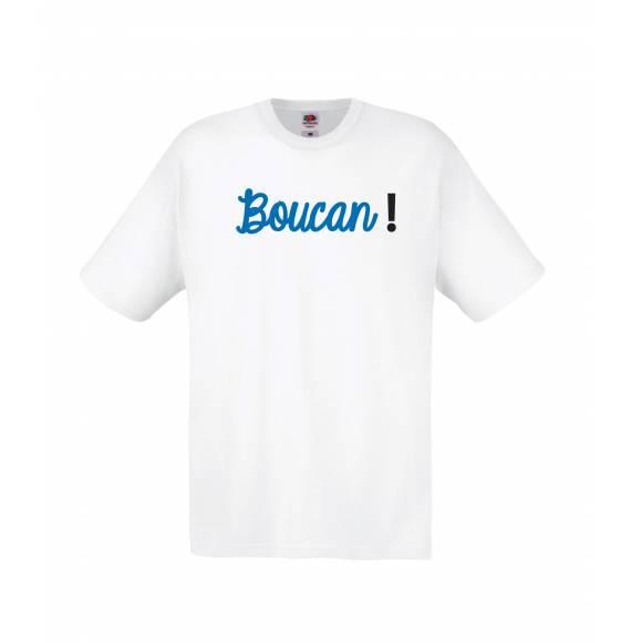 TEE-SHIRT MIXTE BOUCAN