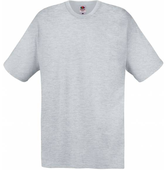TEE-SHIRT HOMME COL ROND GREY