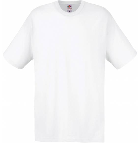TEE-SHIRT HOMME COL ROND WHITE