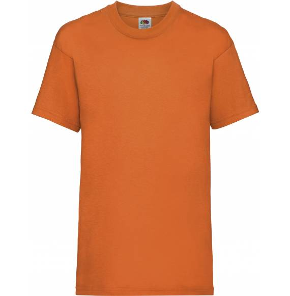 TEE-SHIRT ENFANT ORANGE