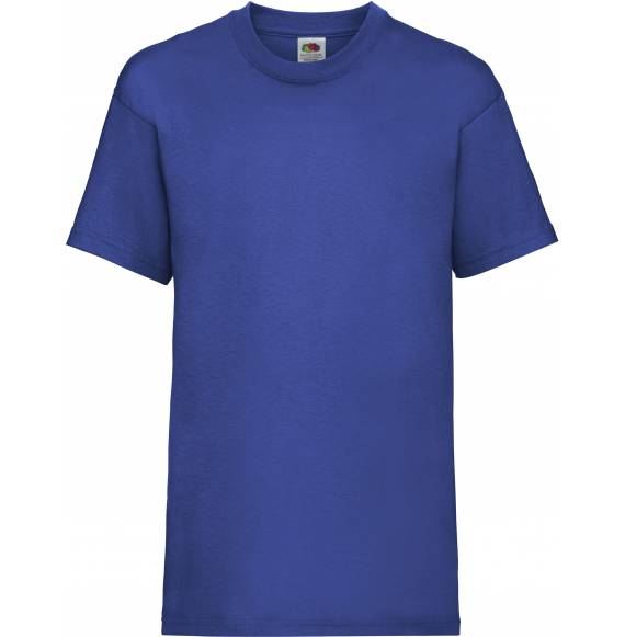 TEE-SHIRT ENFANT ROYAL BLUE