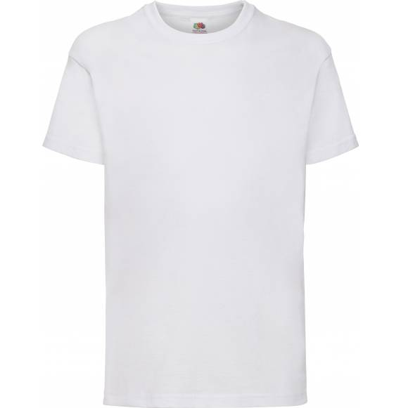 TEE-SHIRT ENFANT WHITE