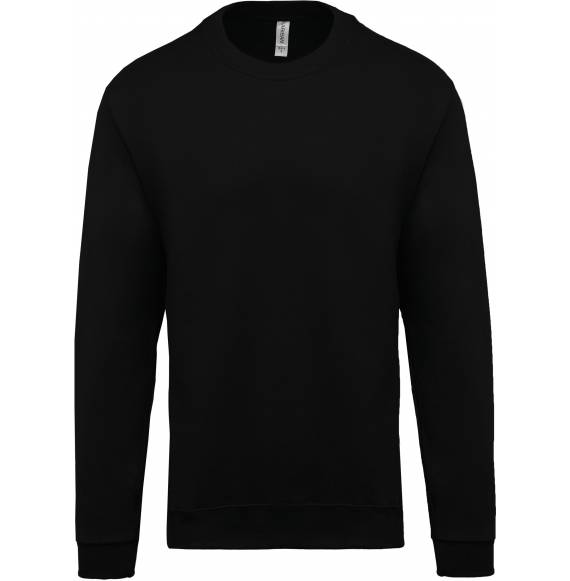 SWEAT ENFANT COL ROND BLACK