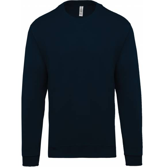 SWEAT ENFANT COL ROND NAVY